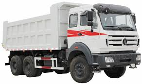 mercedes 6 wheel pickup beiben tipper truck customization tic trucks www truckinchina com