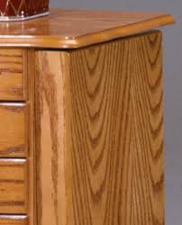 Broyhill Jewelry Armoire Large Oak Jewelry Armoire By Bernards Home Gallery Stores