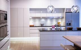 a well designed white scandinavian kitchen in scandinavian