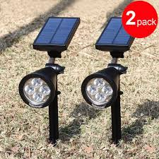 200 lumens solar wall lights in ground lights 180 angle