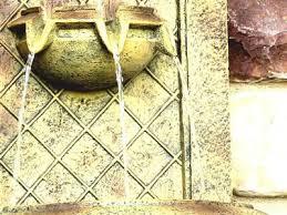 Tuscan Garden Decor Tuscan Vase Wall Fountain Garden Fountains Outdoor Decor Tuscan