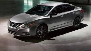 nissan altima 2018 interior 2018 nissan altima strikes a handsome sheet metal pose review