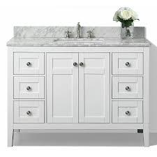 48 In Bathroom Vanity With Top Bathroom Vanities Gray Vanity Affordable Bath Vanities
