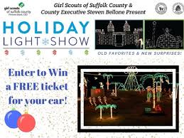 scout light show scouts of suffolk county annual holiday light show macaroni kid