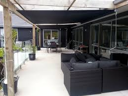 Awning Over Patio Roller Awning Examples