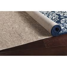 ultra premium felted reversible dual surface non slip rug pad 8