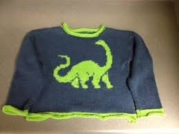 knitting pattern dinosaur jumper knitting pattern jumper with dinosaur lesanism info for