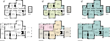 floor plans bagshawandhardy we can supply floor plans as standard black and white or multi coloured we can also supply coloured plans to suite your company branding and even add your