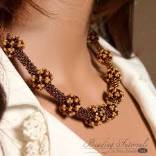 beading necklace images Beading tutorial beatrix necklace beading tutorials jpg