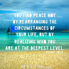 17 quotes about finding inner peace success