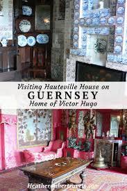 livingroom guernsey victor hugo at hauteville house guernsey channel islands