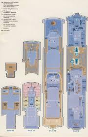 ship floor plans norwegian jewel deck plan