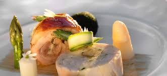 photo plat cuisine gastronomique les fresques restaurant gastronomique à l hôtel royal 5 étoiles evian