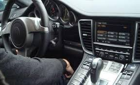 porsche panamera inside 2010 porsche panamera interior spied car and driver