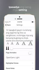 tagalog bible app store