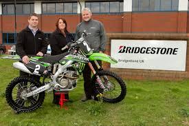 bridgestone to launch motocross tyre following association