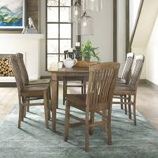 daniel u0027s amish middleton pub table and chair set belfort