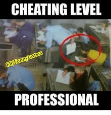 Cheating Wife Memes - this is how you cheat in school funny