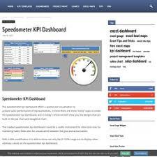 Excel Speedometer Template Excel Speedo Pearltrees