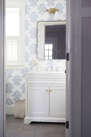 Wallpaper Ideas For Small Bathroom 156 Best We Love Wallpaper Images On Pinterest Bathroom Ideas