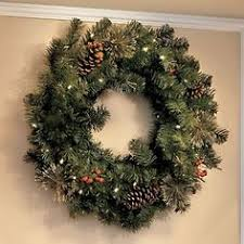 improvements indoor outdoor lighted christmas garland royal purple and silver christmas wreath silver christmas wreaths