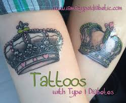 tattoos with type 1 diabetes i am a type 1 diabetic
