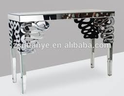 mirrored console table for sale sale modern design mirror home furniture console table view