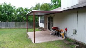 Covered Patio San Antonio by Attached Porch Awning Northwest San Antonio Carport Patio Covers