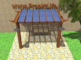 How To Build A Wooden Pergola by How To Build A Gazebo Pergola Canopy Youtube