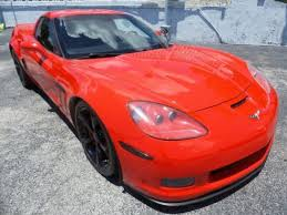 used corvettes florida 2013 chevrolet corvette in florida for sale 68 used cars from