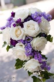 Purple Wedding Flowers Wedding Bouquets The Perfect Flowers For Your Big Day Purple
