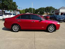 used lexus hybrid austin certified pre owned 2012 lincoln mkz hybrid 4dr car in austin