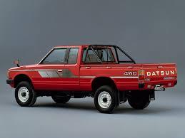mitsubishi pickup 1980 datsun pickup 4wd king cab jp spec 720 u00271980 u201385 nissan 720