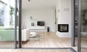 weberhaus spacious and contemporary prefabricated bungalow with
