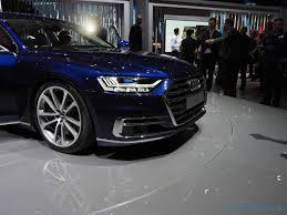 meet the new 2019 audi a8 a self driving super luxury sedan