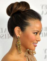 hairstyles in a bun updo updo side bun hairstyles black hair
