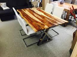table bois cuisine table en bois massif pour cuisine idée de modèle de cuisine