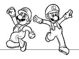 9 free mario bros coloring pages kids u003e u003e disney coloring pages