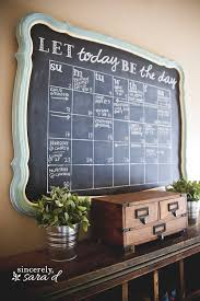 diy chalkboard calendar chalkboard calendar chalkboards and