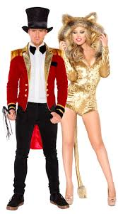 couples costume tamer couples costume cecil the lion costume velvet lion costume