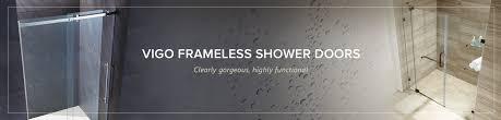 vigo shower door installation vigo shower door roselawnlutheran
