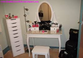 Jewelry Vanity Table Best Makeup Vanity Table Ideas Home Decor Inspirations