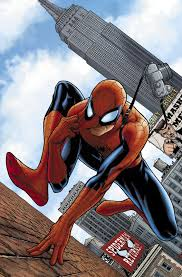 spider man peter parker marvel universe wiki definitive