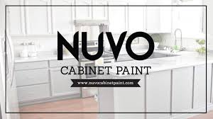 how to paint kitchen cabinets nuvo nuvo cabinet paint posts