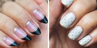 easy nail art glitter 20 glitter nail art ideas tutorials for glitter nail designs