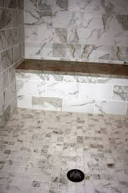 Bathroom Shower Tile Designs by 59 Best Home Shower Tub Tile Design Images On Pinterest Master