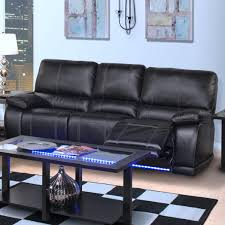 Motion Leather Sofa New Classic Electra Contemporary Power Motion Sofa With Base