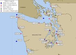 map usa northwest ndbc northwest straits puget sound recent marine data