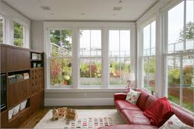 photos bay window curtain ideas living room window rooms house