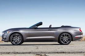2015 ford mustang used 2015 ford mustang convertible pricing for sale edmunds